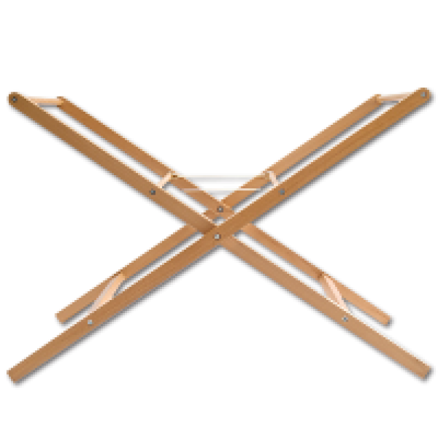 Folding Stand Natural